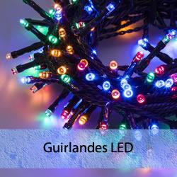 Guirlandes LED