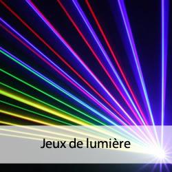 Jeux de lumière light show