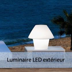 Luminaires LED extérieurs