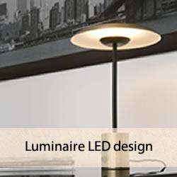 Luminaires LED design