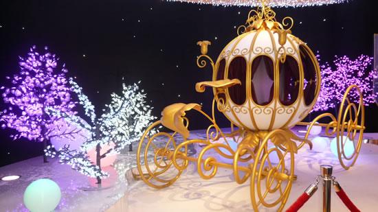 Galeries Lafayette et Disney