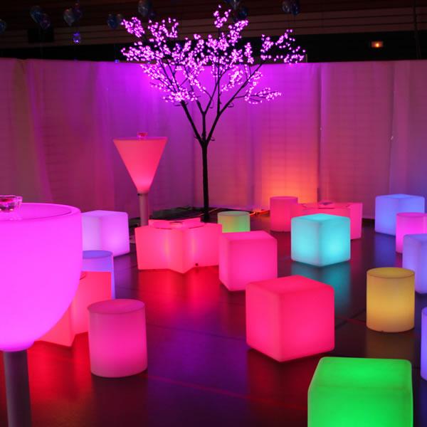 Location décoration lumineuse
