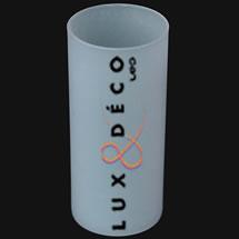 Photophore pour bougie LED personnalisé