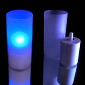 bougies led piles d coration pratique et sans danger. Black Bedroom Furniture Sets. Home Design Ideas