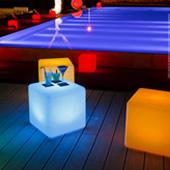 cubes lumineux led sans fil lux et deco. Black Bedroom Furniture Sets. Home Design Ideas