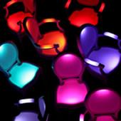 Fauteuil lumineux design