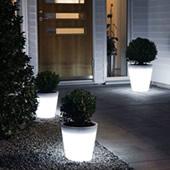 Pot lumineux LED