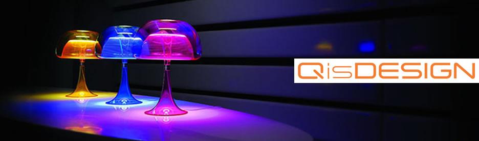 Lampes LED Qisdesign