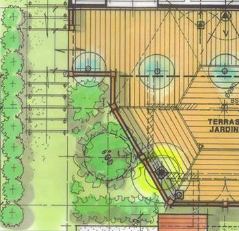 Eclairage led pour jardin et exterieur for Location eclairage exterieur