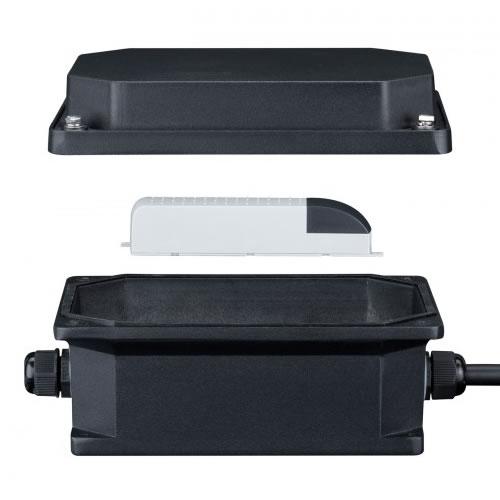 boite tanche exterieur accessoires de montage. Black Bedroom Furniture Sets. Home Design Ideas