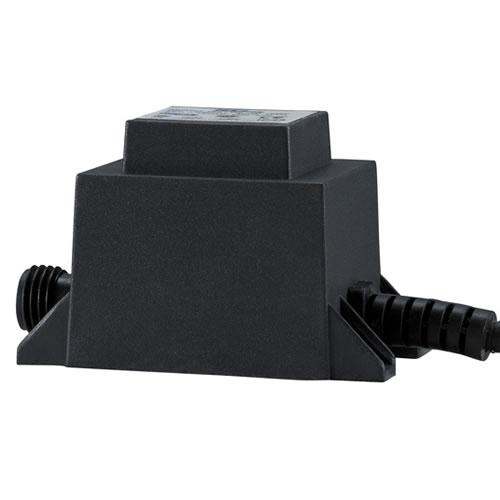 convertisseur 12v ip44 6w transformateurs 12v pour led. Black Bedroom Furniture Sets. Home Design Ideas