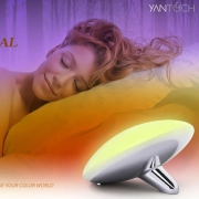 LAMPE LED JELLYWAKE