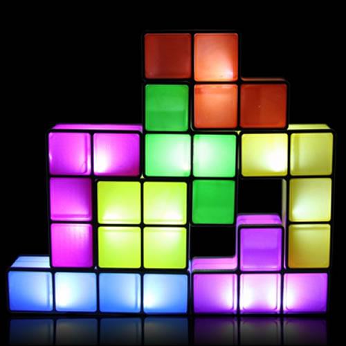 luminaire LED TETRIS