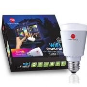 PACK 3 AMPOULES LED E27 COULEUR WI-FI