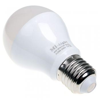 PACK 2 OU 4 AMPOULES LED E27 AVEC TELECOMMANDE