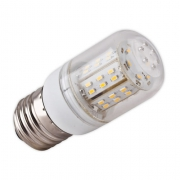 AMPOULE 48 LED E27 BLANC CHAUD