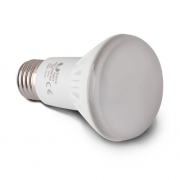 AMPOULE E27 R63 16 LED BLANC CHAUD