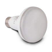 AMPOULE E27 R80 20 LED BLANC CHAUD