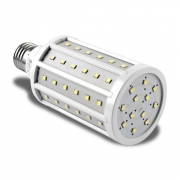 AMPOULE 72 LED E27 CORN