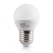AMPOULE LED GLOBE E27 BLANC CHAUD