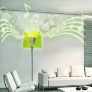 AMPOULE LED E27 AVEC HAUT PARLEUR