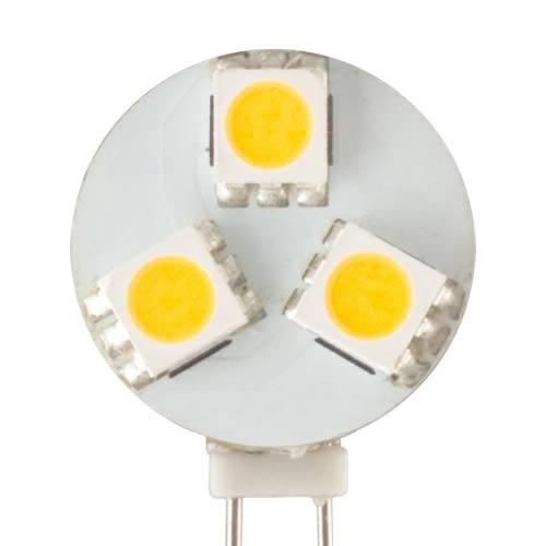ampoule 3 led g4 ronde solution d 39 clairage pour bateau ou caravane. Black Bedroom Furniture Sets. Home Design Ideas