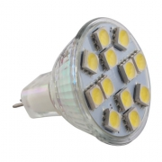 AMPOULE 12 LED MR11 BASE G4