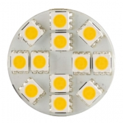 AMPOULE 12 LED G4 12V BACK PINS