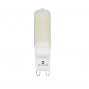 AMPOULE LED G9 LONG UNIFORM LINE