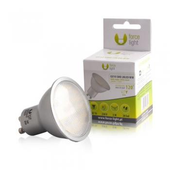 AMPOULE GU10 28 LED EQUIVALENT 40W