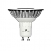 AMPOULE LED GU10 R63 S-LINE BLANC CHAUD