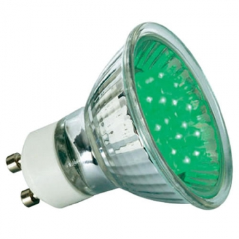 AMPOULE 20 LEDS COULEURS GU10