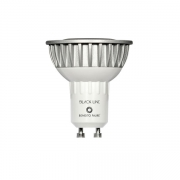 AMPOULE LED GU10 BLACK LINE
