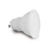 AMPOULE LED GU10 BLANC CHAUD 9W