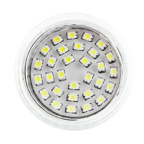 ampoule spot mr16 gu5 3 30 led 230v ampoule led mr16 gu5 3. Black Bedroom Furniture Sets. Home Design Ideas