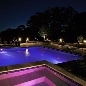ampoule led par 56 piscine rvb. Black Bedroom Furniture Sets. Home Design Ideas
