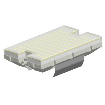 ampoule led r7s rectangulaire pour luminaires halog nes. Black Bedroom Furniture Sets. Home Design Ideas