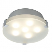 APPLIQUE RONDE 6 OU 9 LED XETA