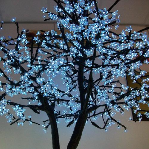 Cerisier lumineux a led m cerisier lumineux led for Arbres lumineux exterieur