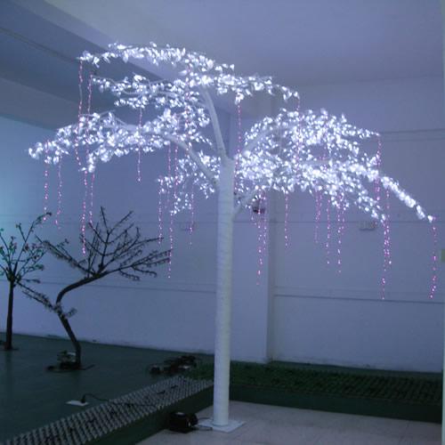 Arbre lumineux led ext rieur for Arbre decoratif exterieur