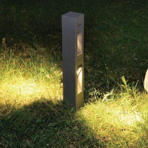 Borne led filo pour eclairage exterieur for Borne eclairage exterieur