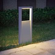 Luminaire led ext rieur luminaire led design lux et deco for Poteau eclairage exterieur