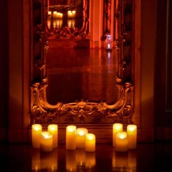 BOUGIE LED LUMINA EN CIRE AVEC TELECOMMANDE