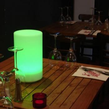 In out lampe led sans fil lolo 25 d coration led pour jardin for Lampe exterieure sans fil