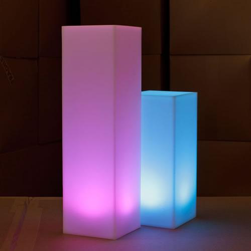 In out lampe led sans fil brike 33 d coration led pour for Lampe exterieure sans fil