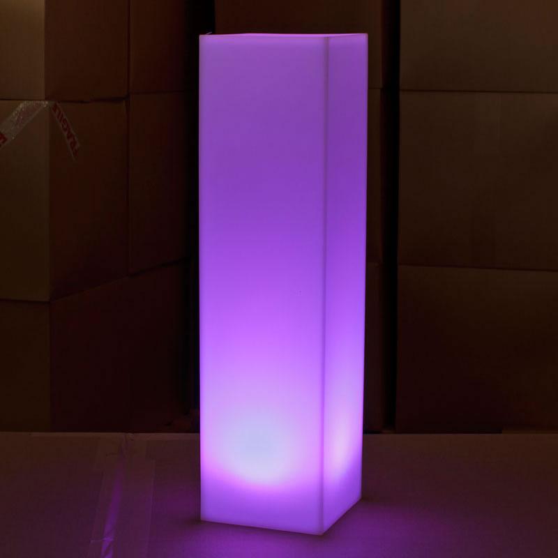 In out lampe led sans fil brike 49 d coration led pour for Lampe exterieure sans fil