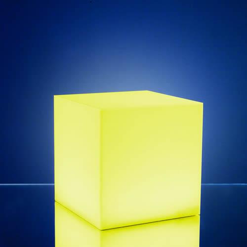 cubes lumineux led 20 x 20 cm nirvana cubes lumineux. Black Bedroom Furniture Sets. Home Design Ideas