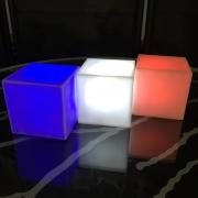CUBE LED OFFRE SPECIALE ALLEZ LES BLEUS !
