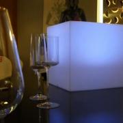 CUBES LUMINEUX LED 15 x 15 CM NIRVANA