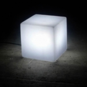 CUBE LED LUMIERE BLANCHE